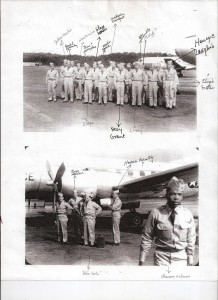 #1 7-5-1955 WC at Andrews AFB headed for DW, UT.