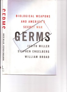 Germs by Judith Miller