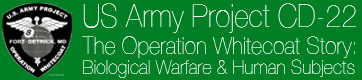US Army Project CD 22 Logo